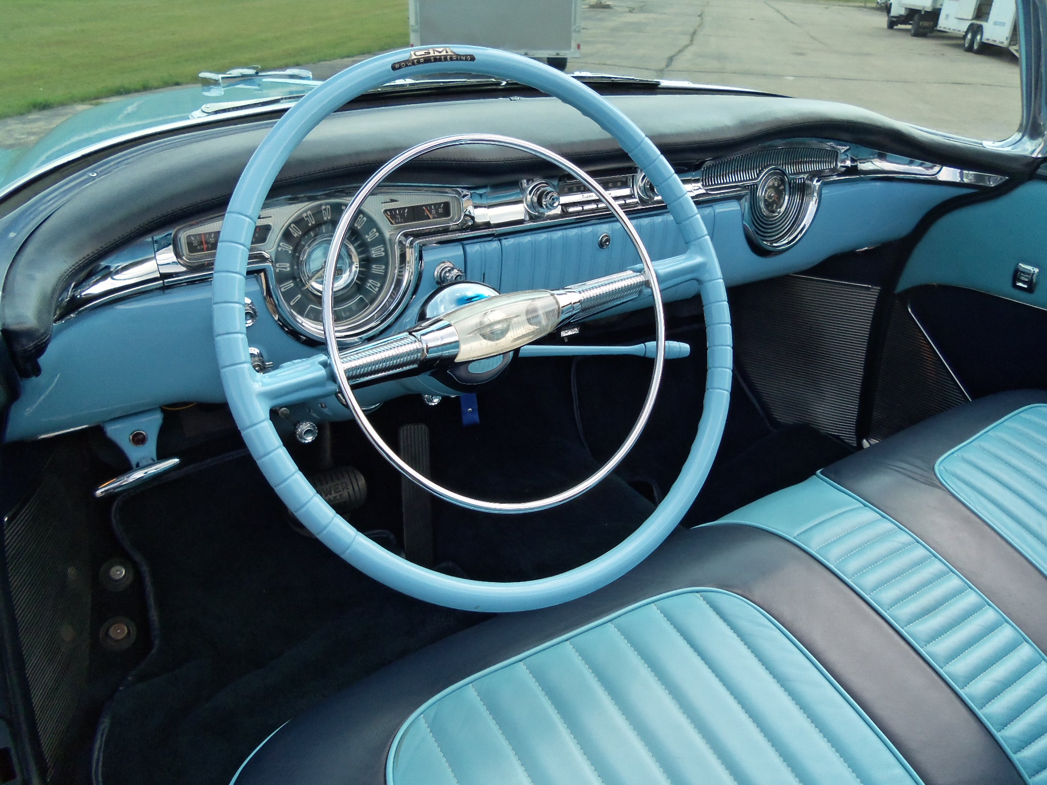 1954 Oldsmobile 98 Starfire Convertible Top Notch Vehicles 1941 Ninety Eight 019 023 024